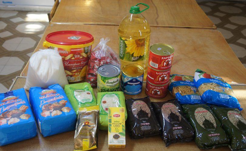 Pakiet żywnościowy
